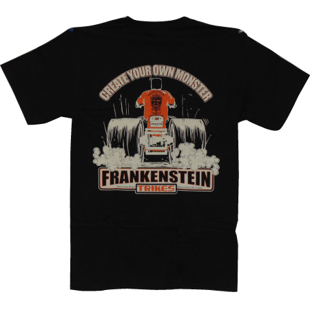 Frankenstein Trikes T-Shirt Mens
