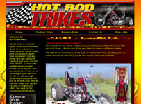 custom hot rod trikes