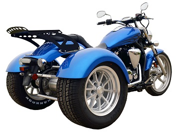 yamaha bolt trike kit