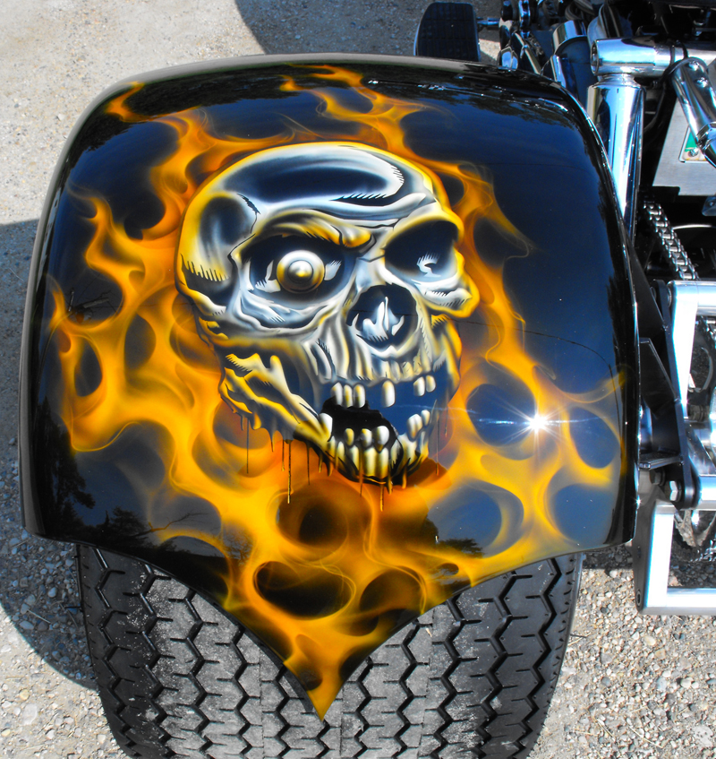 frankenstein trike conversion kit