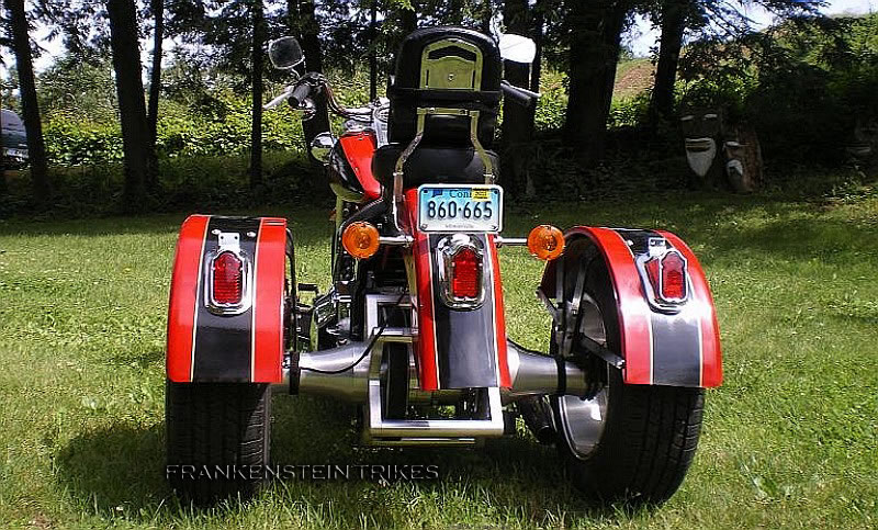 fat boy trike kit