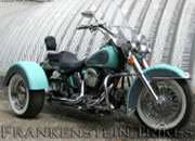 heritage softail trike kit