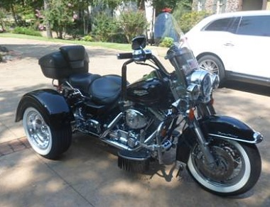 Frankenstein Trrikes 2000 RoadKing