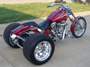 harley davdison softail trike conversion kit frankensteint trikesproduct review